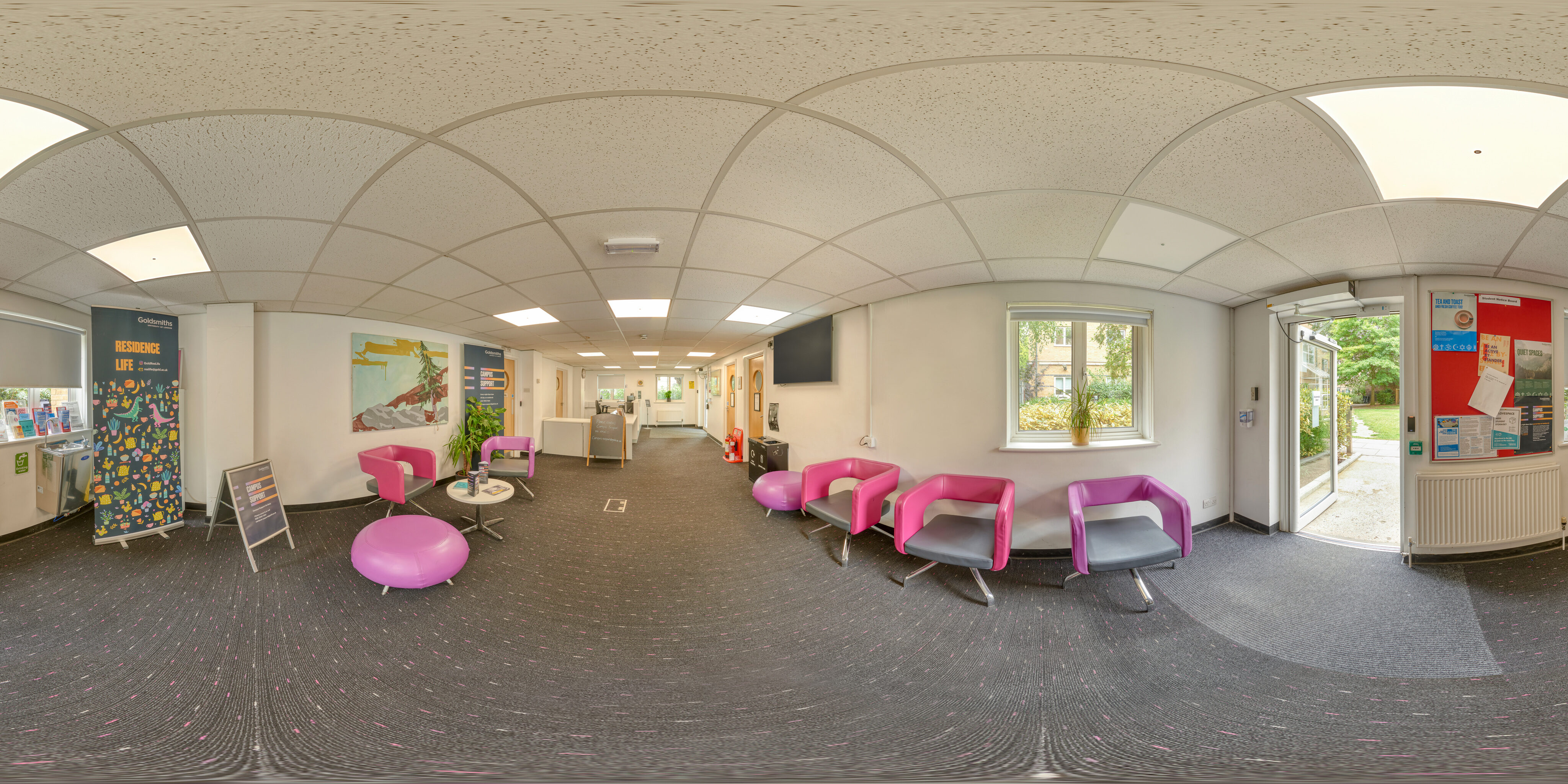 360 of Accommodation Reception