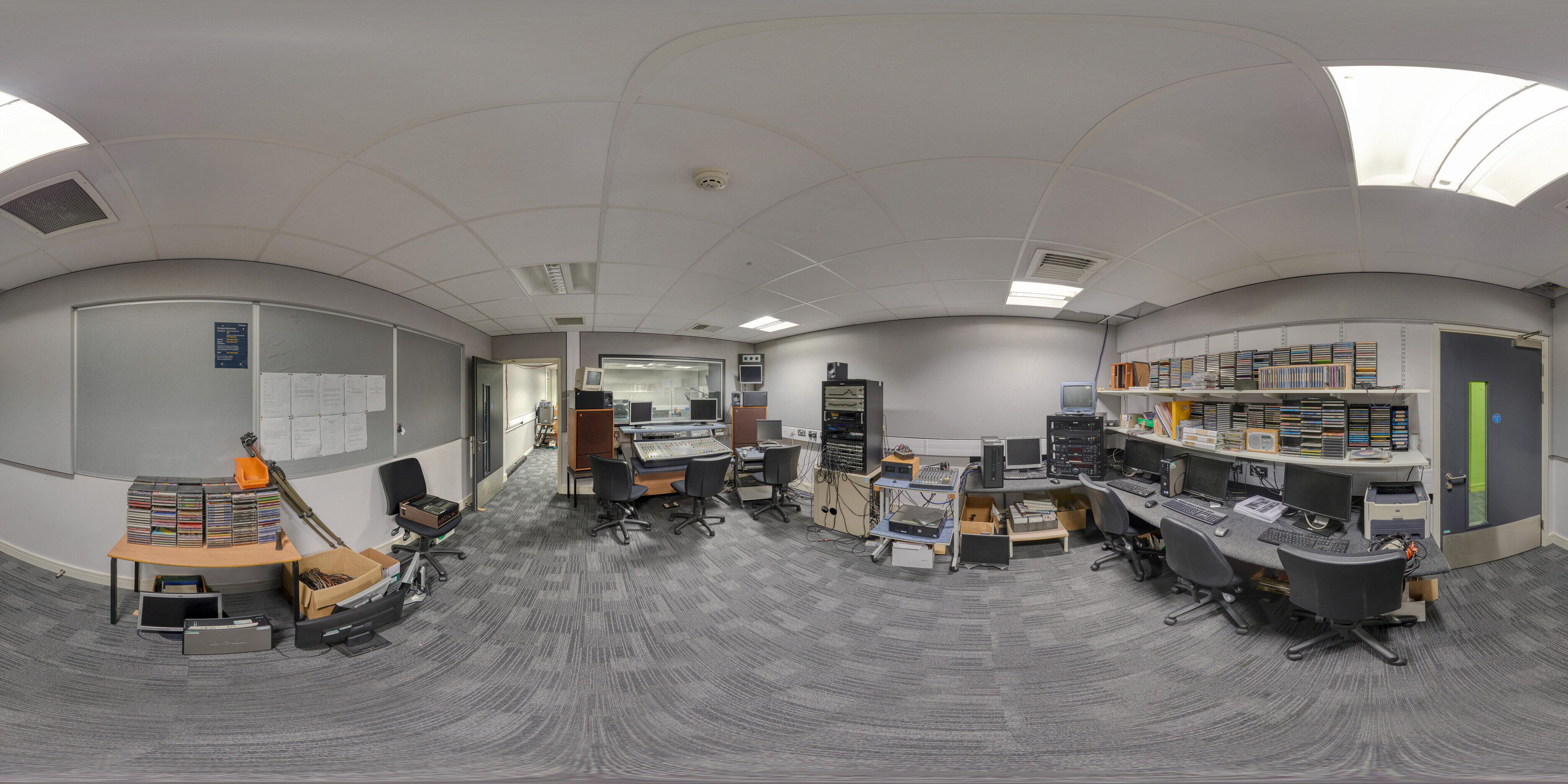 360 of Radio Studio