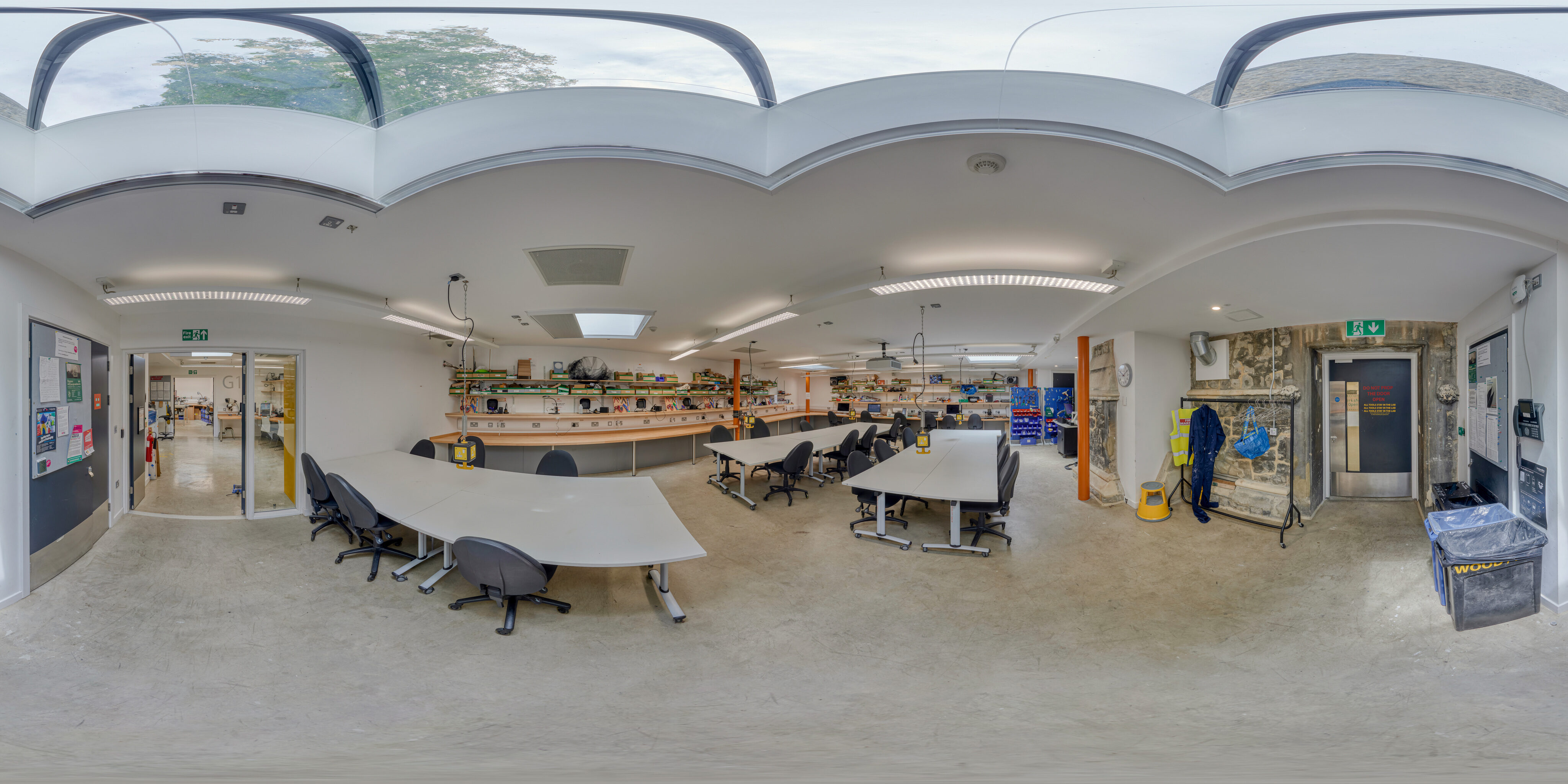 360 of Hatch Lab