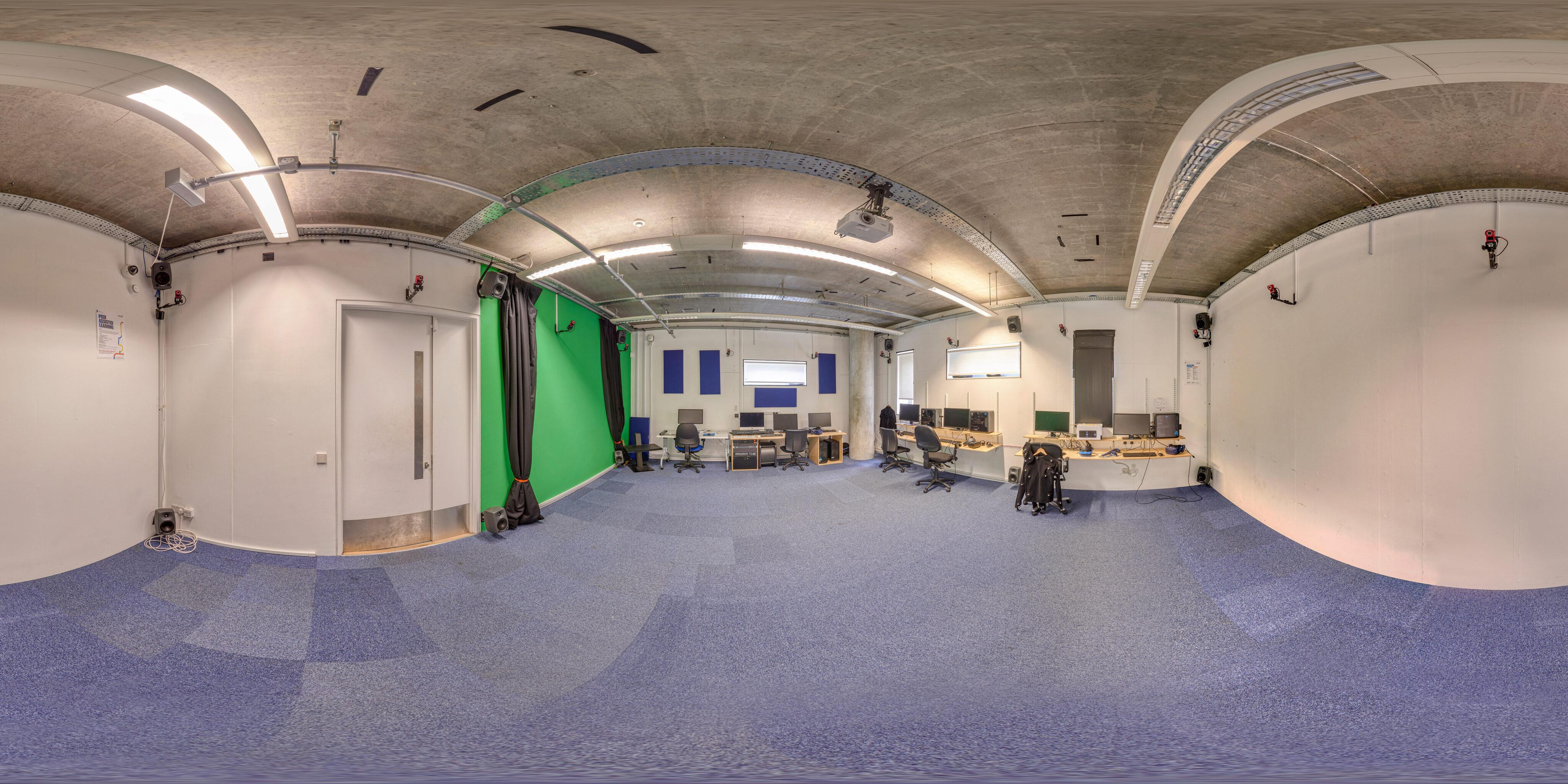 360 of Virtual Reality Lab