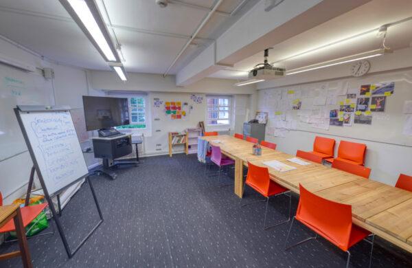 Richard Hoggart Building Studio
