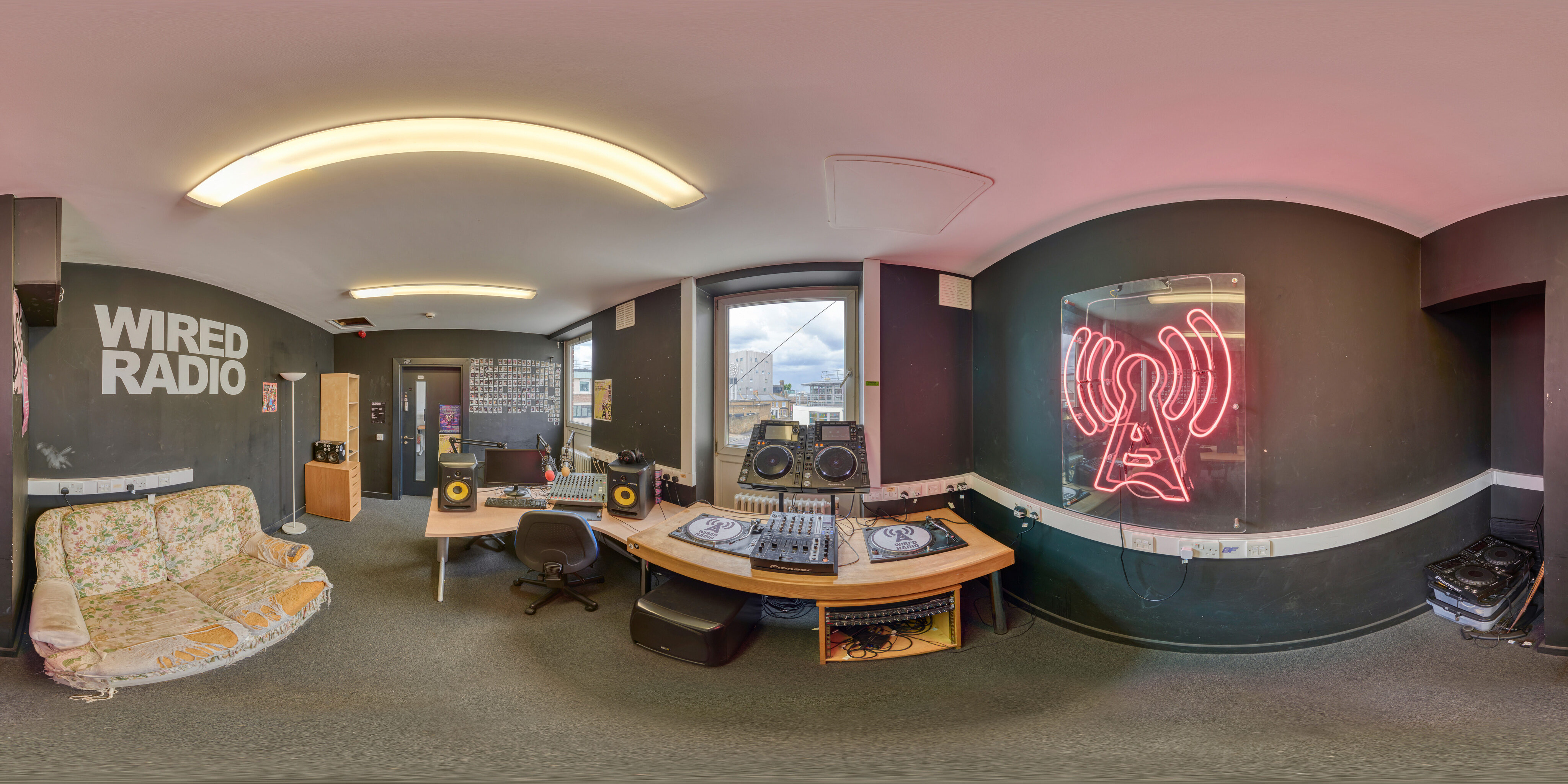 360 of Wired Radio